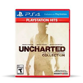Imagen de Uncharted The Nathan Drake Collection (Nuevo Abierto) PS4