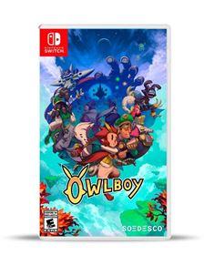Imagen de Owlboy (Usado) Switch