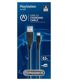 Imagen de Cable Power A PlayStation 4