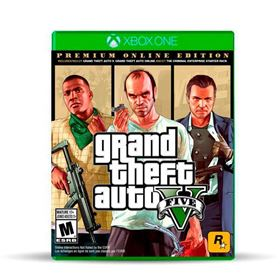 Imagen de Grand Theft Auto V Premium Online Ed (Nuevo) XBOX ONE