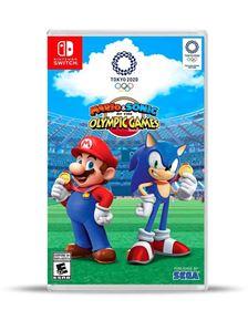Imagen de Mario & Sonic at the Olympic Games: Tokyo 2020 (Nuevo) Switch