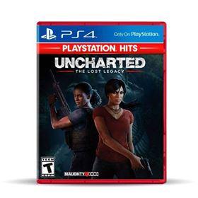 Imagen de Uncharted Lost Legacy Hits (Nuevo) PS4