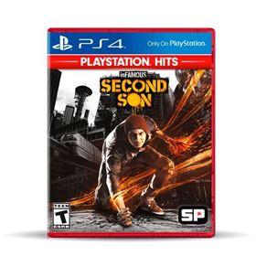 Imagen de Infamous: Second Son Hits (Nuevo) PS4