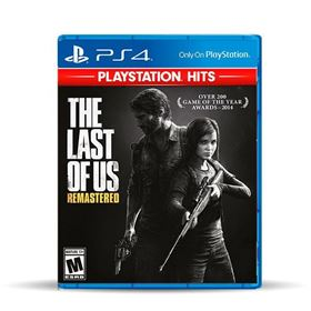 Imagen de The Last of Us Remastered Hits (Nuevo) PS4