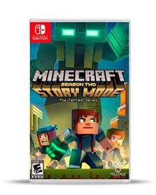 Imagen de Minecraft Story Mode 2 (Usado) Switch