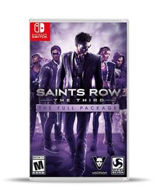 Imagen de Saints Row The Third (Nuevo) Switch