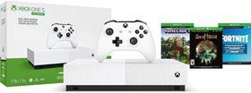 Imagen de Xbox One S 1TB All Digital, Fortnite, Minecraft, SoT