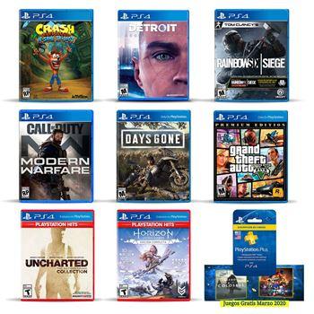 Imagen para la categoría Ofertas Juegos PS4