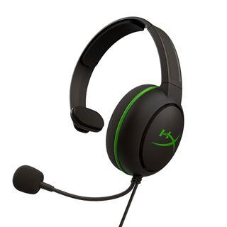 Imagen de Auriculares Gaming HyperX CloudX Chat Negro Licenciado Xbox One