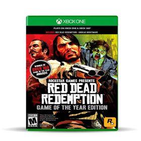 Imagen de Red Dead Redemption GOY (Nuevo) Xbox One/360