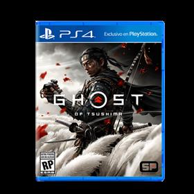 Imagen de Ghost of Tsushima (Nuevo) PS4