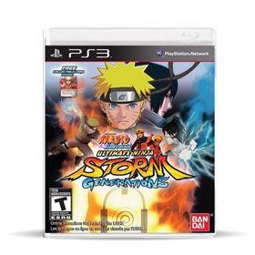 Imagen de Naruto Shippuden Ultimate Ninja Storm Generations (Usado) PS3