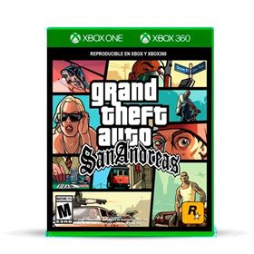 Imagen de Grand Theft Auto: San Andreas (Nuevo) Xbox One / 360