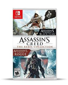 Imagen de Assassin's Creed The Rebel Collection (Nuevo) Switch
