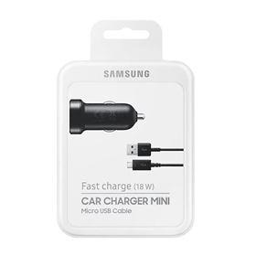 Imagen de Cargador Auto micro USB Carga Rapida Samsung