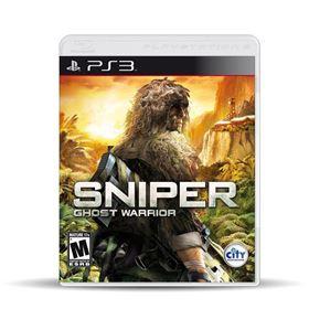 Imagen de Sniper Ghost Warrior (Usado) PS3