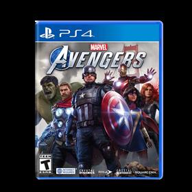 Imagen de Marvel Avengers (Nuevo) PS4