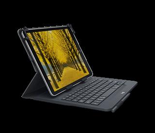 Imagen de Funda Teclado Bluetooth Logitech para Tablets 9 a 10 pulgadas