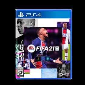 Imagen de FIFA 21 (Nuevo) PS4 y PS5 en Español