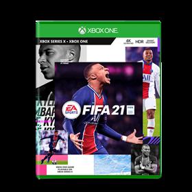Imagen de FIFA 21 (Nuevo) Xbox One y Xbox Series X en Español