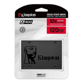 Imagen de Disco Duro Interno SSD Kingston 120GB A400 SATAIII 2.5''