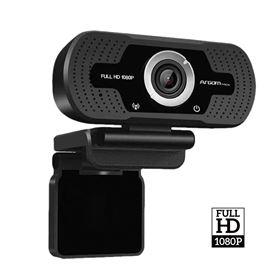 Imagen de Camara Web Webcam USB Argom Full HD 1080p Microfono CAM40