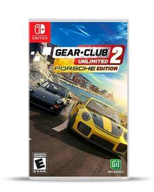 Imagen de Gear Club Unlimited: Porsche Edition (Nuevo) Switch