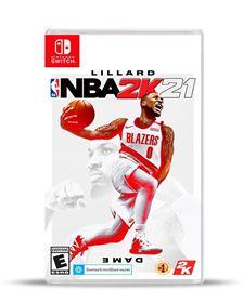 Imagen de NBA 2K21 (Nuevo) Switch