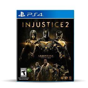 Imagen de Injustice 2: Legendary Ed (Nuevo) PS4