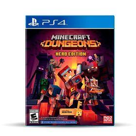 Imagen de Minecraft Dungeons Hero Edition (Nuevo) PS4