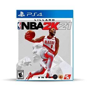 Imagen de NBA 2K21 (Nuevo) PS4