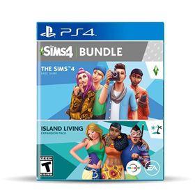 Imagen de Sims 4 & Island Living Expansion Pack (Nuevo) PS4