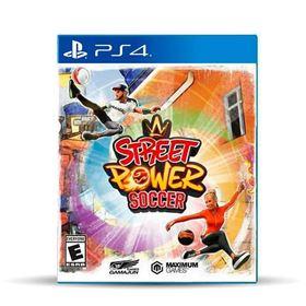 Imagen de Street Power Soccer (Nuevo) PS4