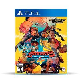 Imagen de Streets of Rage 4 (Nuevo) PS4