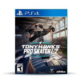Imagen de Tony Hawk's Pro Skater 1 + 2 (Nuevo) PS4