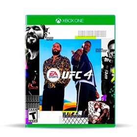 Imagen de UFC 4 (Nuevo) XBOX ONE
