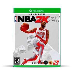 Imagen de NBA 2K21 (Nuevo) XBOX ONE