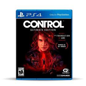 Imagen de Control Ultimate Edition (Nuevo) PS4