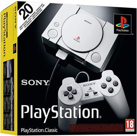 Imagen de PlayStation Classic Mini