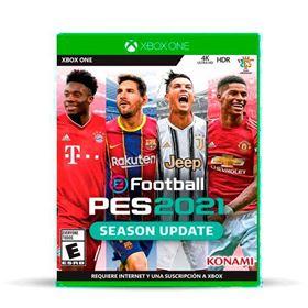 Imagen de Pro Evolution Soccer 21 PES (Nuevo) Xbox One