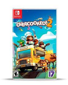 Imagen de Overcooked 2 (Nuevo) Switch