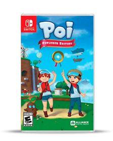 Imagen de Poi Explorer Ed (Nuevo) Switch