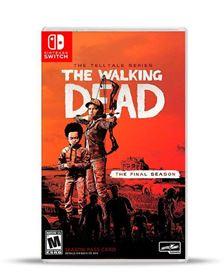 Imagen de Walking Dead The Final Season: Telltale (Nuevo) Switch