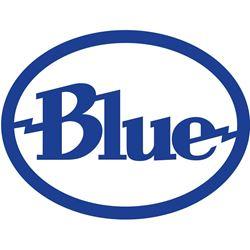 Logo de la marca Blue