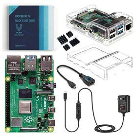 Imagen de Raspberry Pi 4 Model B 8GB Starter Kit