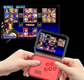 """Imagen de Consola Retro Portátil M3 900 Juegos 3.0"""""""