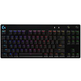 Imagen de Teclado Logitech G Pro Mecanico Gaming RGB en Ingles