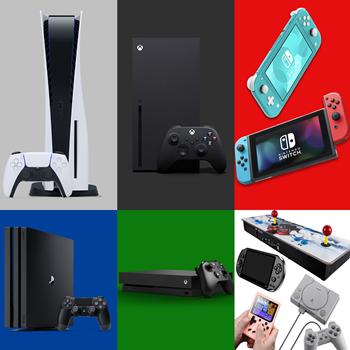 Imagen para la categoría Consolas