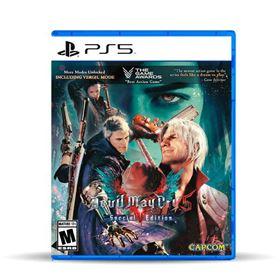 Imagen de Devil May Cry 5 Special Edition (Nuevo) PS5