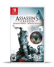 Imagen de Assassin's Creed III (Usado) Switch